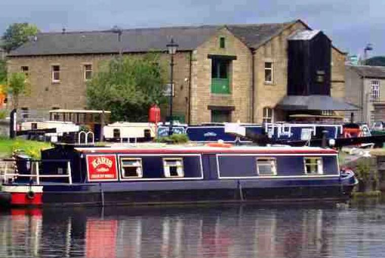 Barge Trips are available from various points of the System