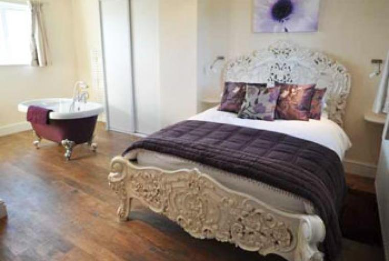 luxurious self catering country cottage Somerset
