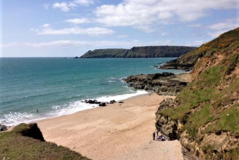 Beaches of South Devon