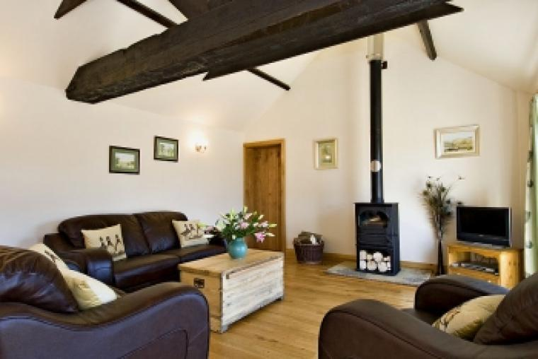 Luxury self-catering cottage