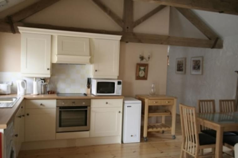 Self-catering country cottage complex in Devon