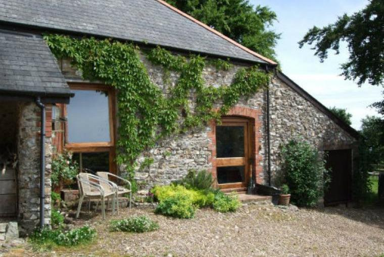 Escape to this charming barn conversion