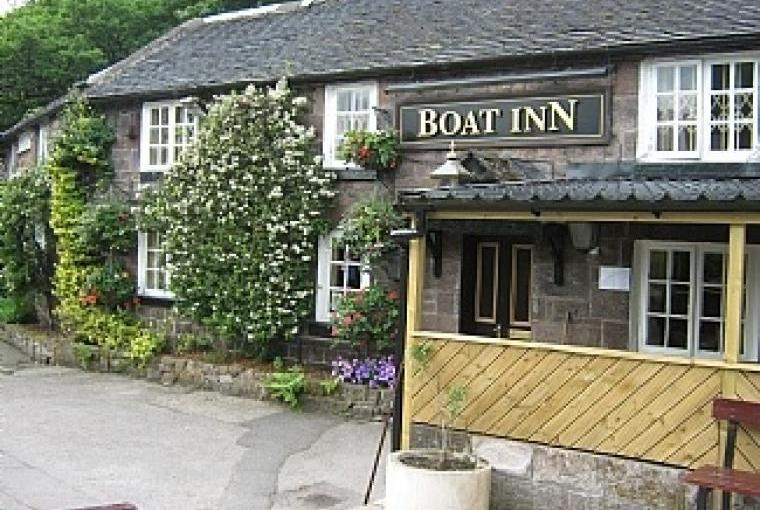 Local Boat Inn serving good food and real ales