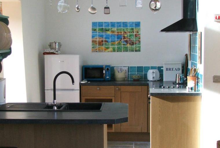 Dobbies Barn High Quality Kitchen for a self-catering holiday