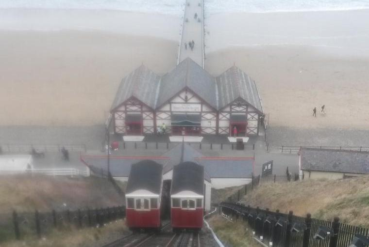 Trams at Saltburn