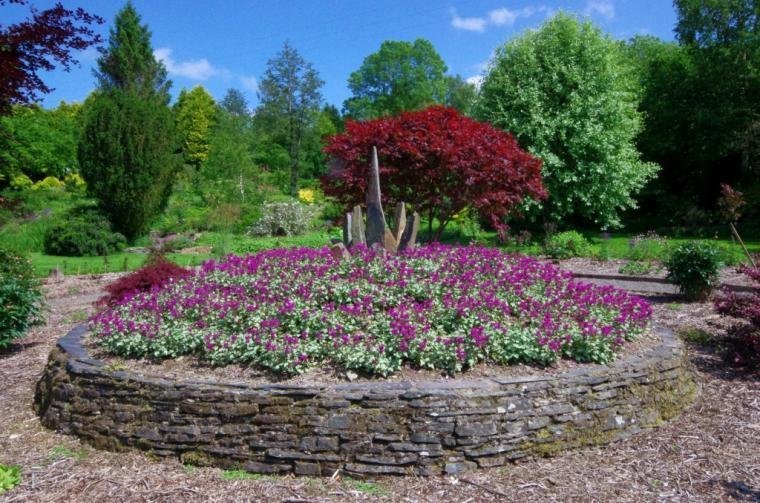 Cae Hir Gardens and Tea Room (15 mins from Rhoslwyn)