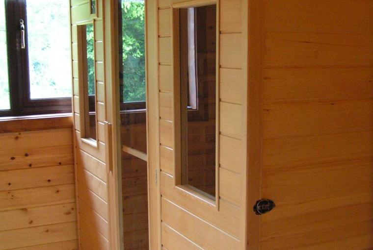 Private Sauna Room