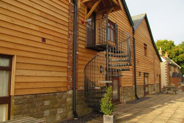 The Granary, The Byre & The Hayloft - 2 bedroom barn conversions