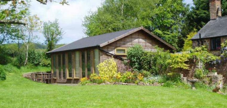 Sleeps 3 Holiday Home by the Quantocks