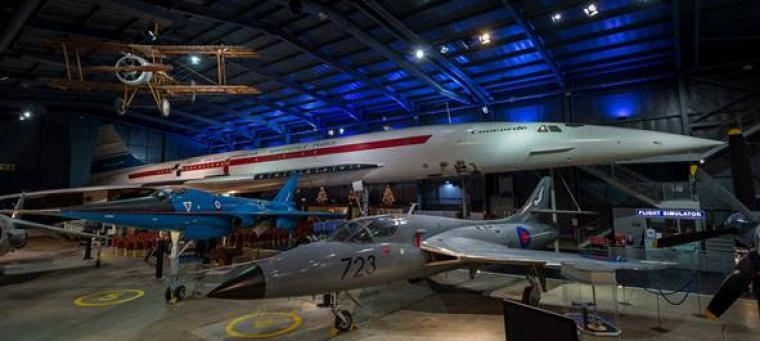 A Wonderful Day Out At The Fleet Air Arm Museum