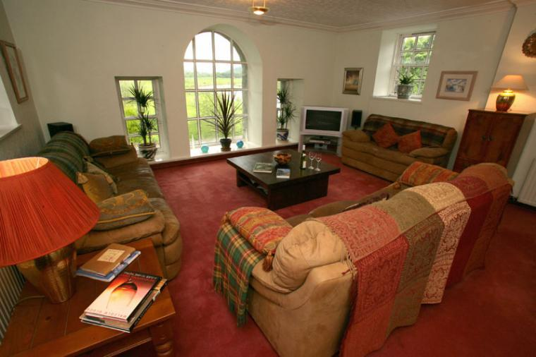 Peebles holiday home