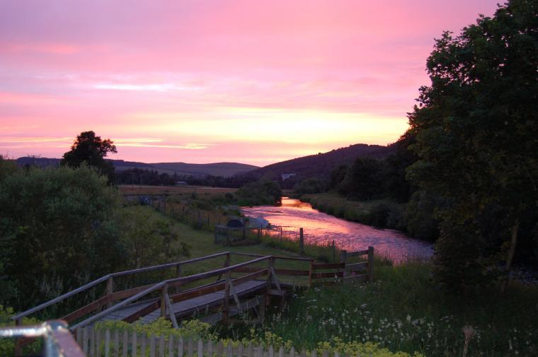 holiday cottages river tweed