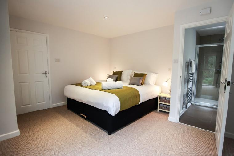 Beautifully presented comfortable bedrooms
