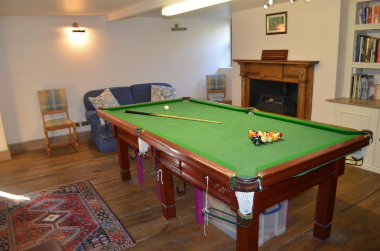 Games Room, Western House