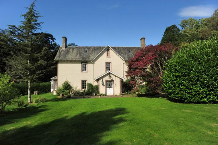 The Old Manse of Monzie - Perthshire