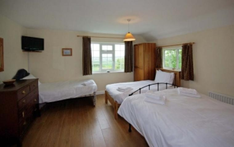 self-catering in Herefordshire