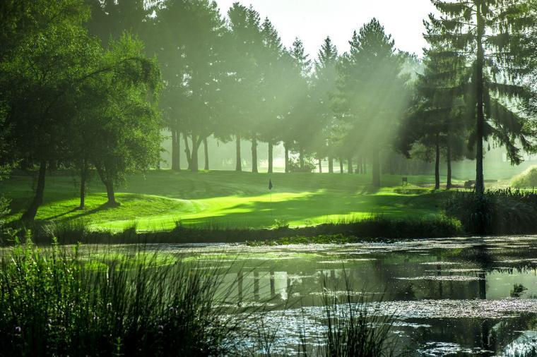 Enjoy our 18 hole course or our 9 hole course.