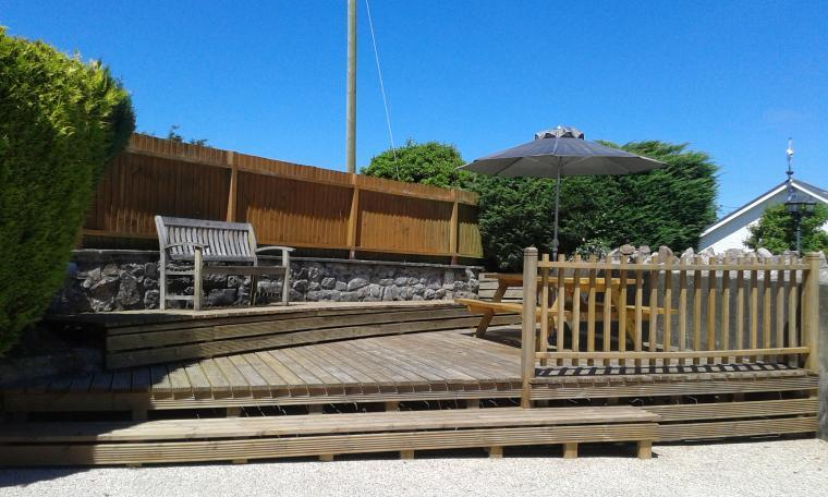Seaside holiday cottage gower