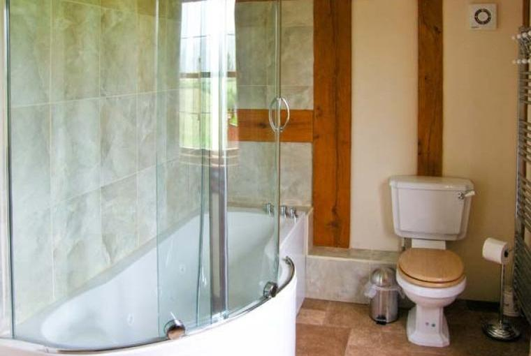 Bathroom at Ty Nant House