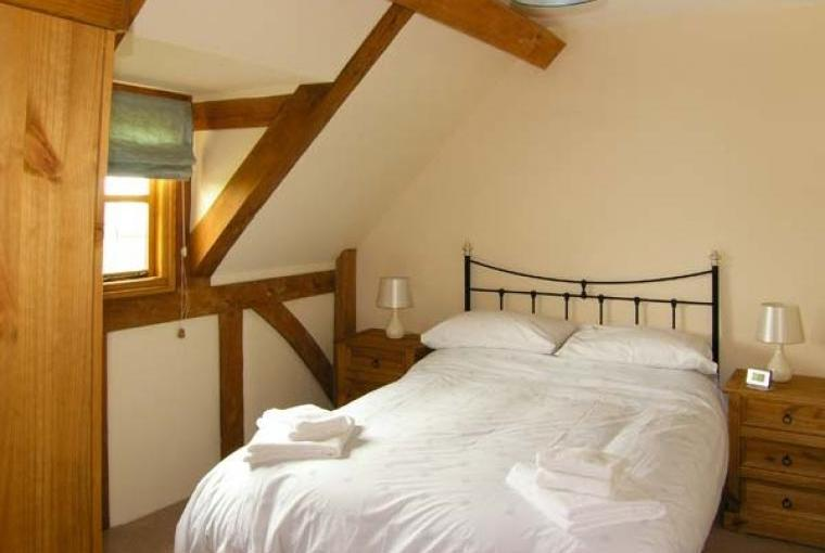Bedrooms at Ty Nant House