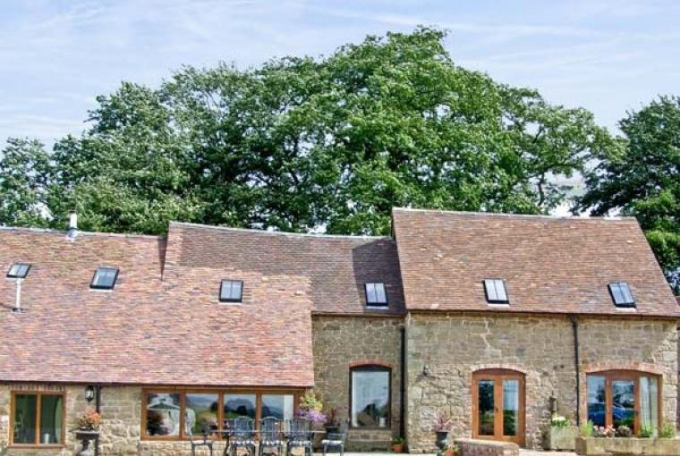 Part of collection of tranquil farm cottages