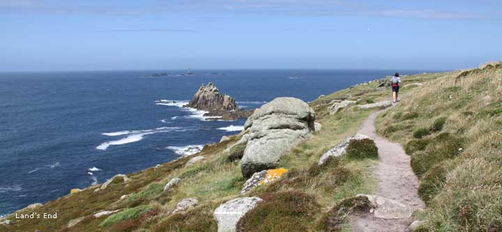 cottage holidays Land's End Cornwall