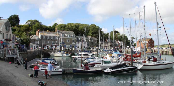 Padstow Cornwall self catering holidays
