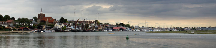 Maldon Essex UK for great family self catering holidays