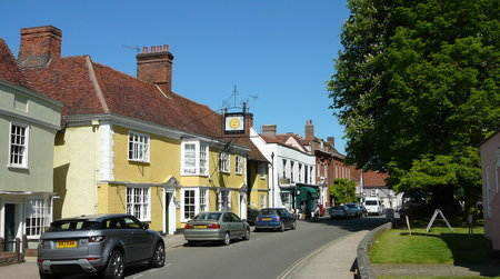 Dedham, ideal for country cottage holidays