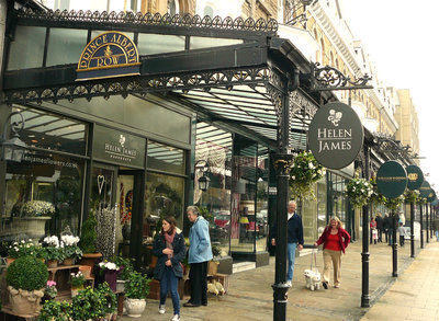 Discover Harrogate on a self-catering break