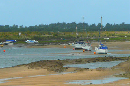 Seaside at Wells-Next-the-Sea